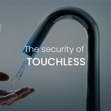 the security of touchless