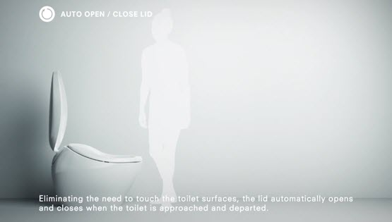 AUTO OPEN / CLOSE LID 1