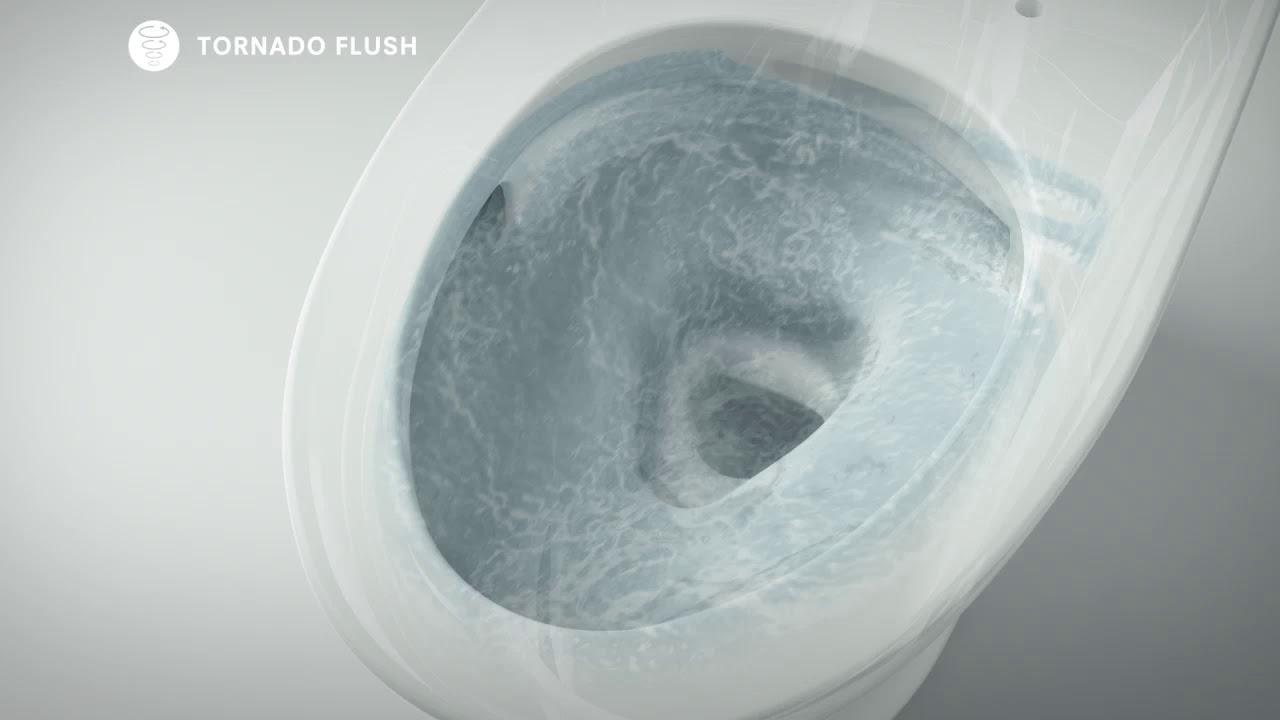 TORNADO FLUSH (Toilet) 1