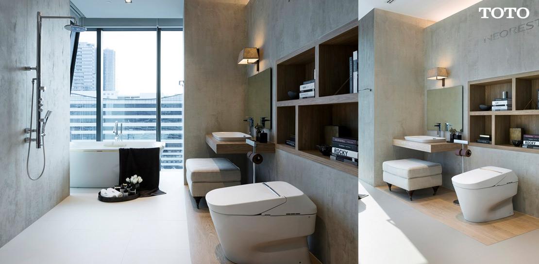 วิธีการออกแบบห้องน้ำให้สวยดังใจนึก 3