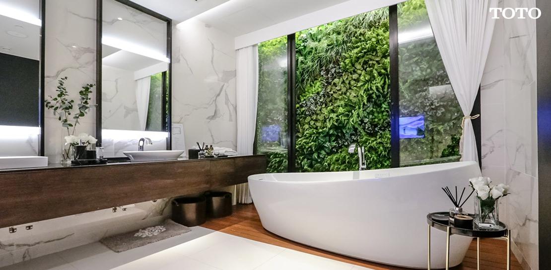 วิธีการออกแบบห้องน้ำให้สวยดังใจนึก 4