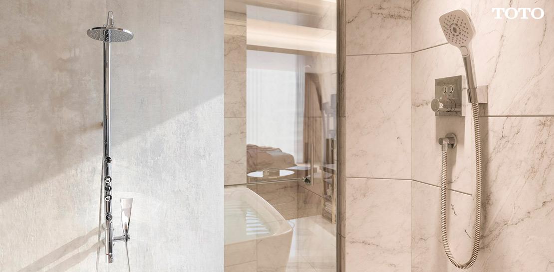 วิธีการออกแบบห้องน้ำให้สวยดังใจนึก 8