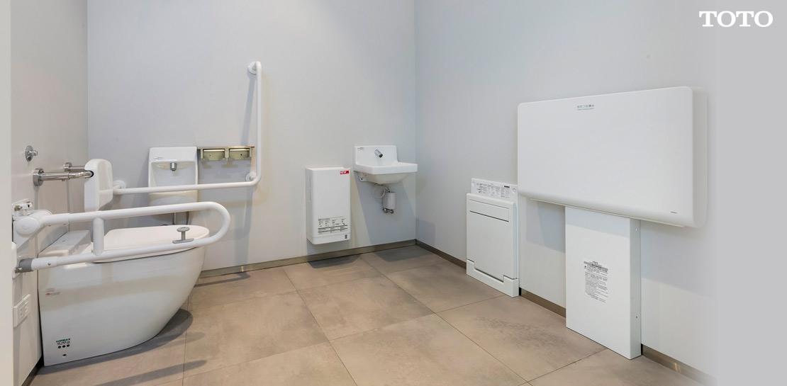 การออกแบบห้องน้ำสำหรับผู้สูงอายุที่ถูกต้อง 1