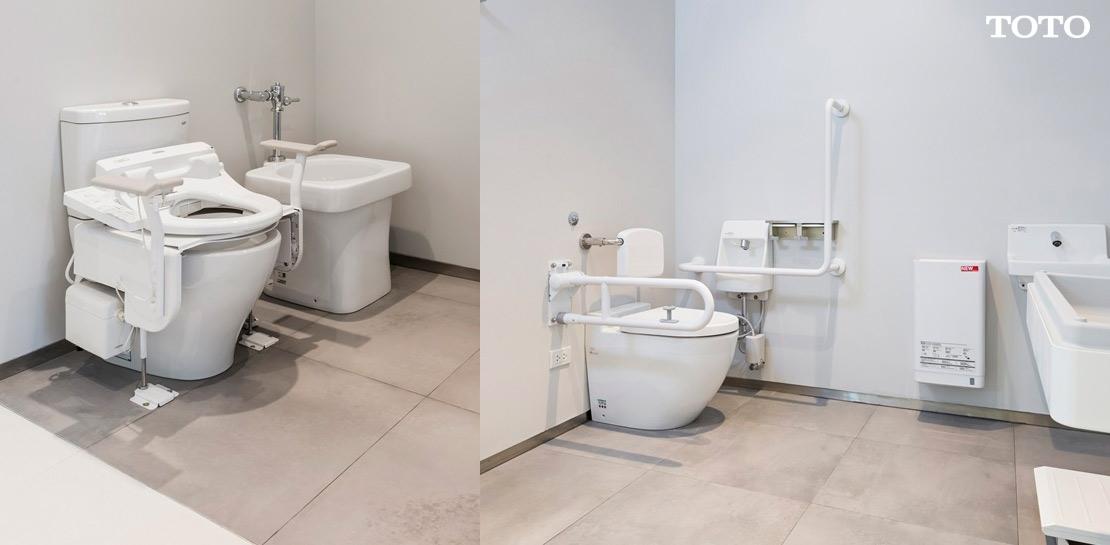 การออกแบบห้องน้ำสำหรับผู้สูงอายุที่ถูกต้อง 6