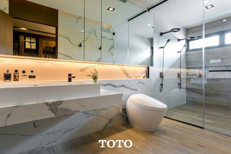 รูปภาพห้องน้ำจาก คุณ ธัชพล ศิรวัฒนามงคล