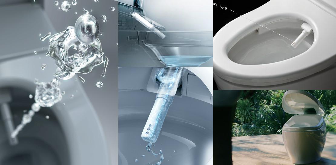 ห้องน้ำญี่ปุ่น : การออกแบบเพื่อความสะอาด สะดวก และสุขภาพ 1
