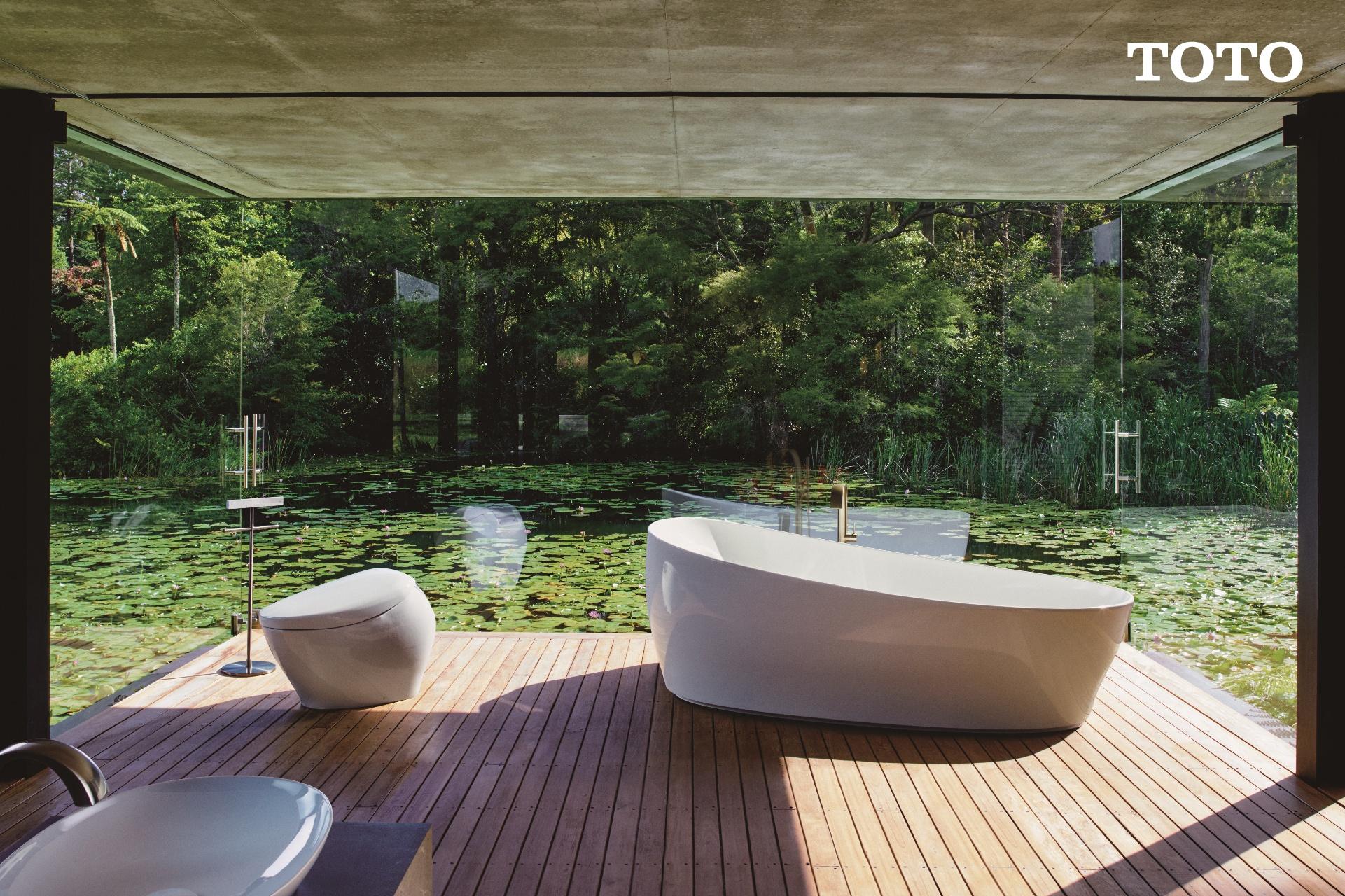 11 ไอเดียการออกแบบและตกแต่งห้องน้ำให้สวย สะอาด ปลอดภัย 1