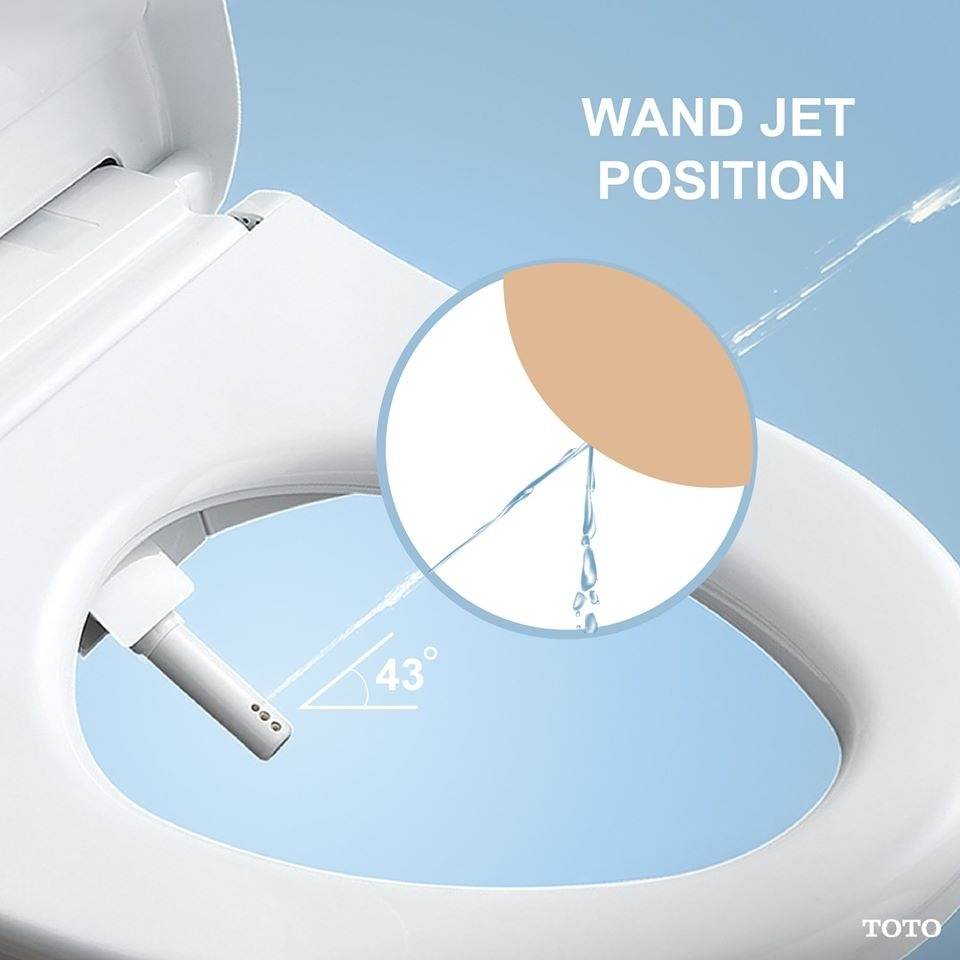 WASHLET 43 degree
