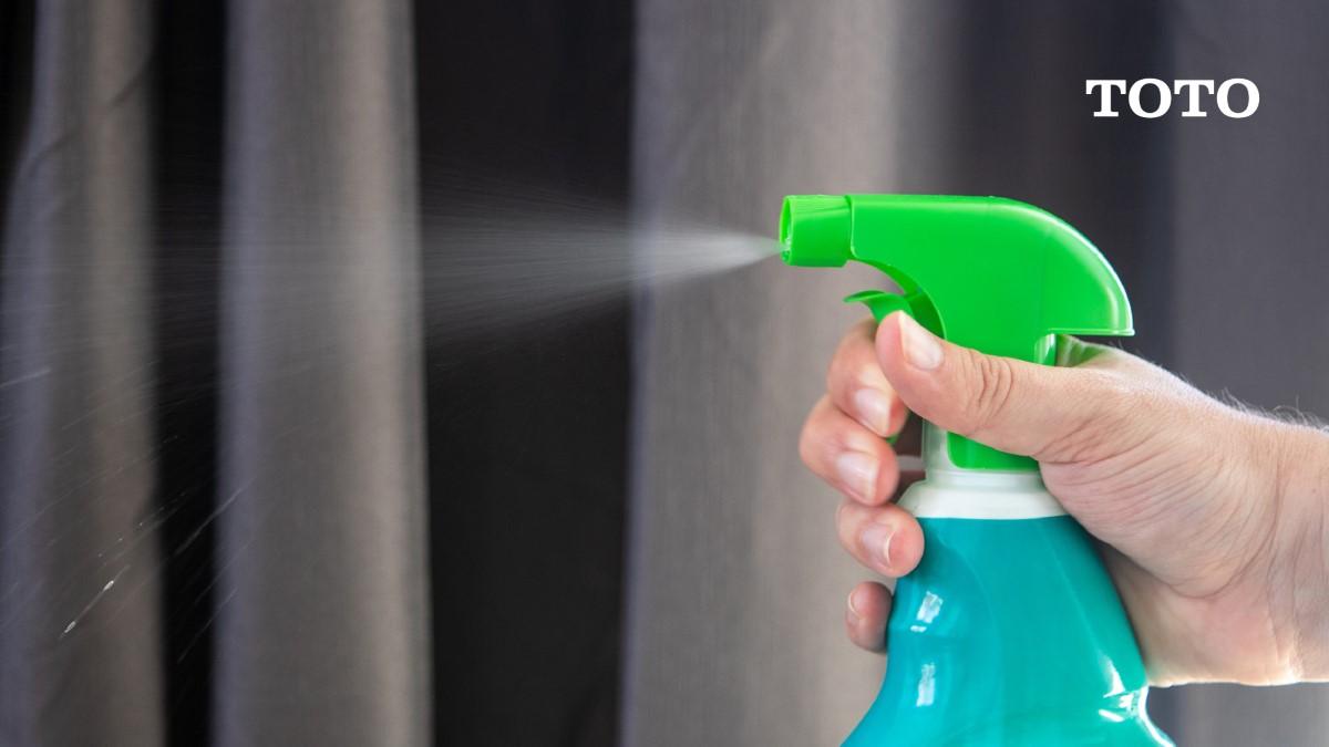 5 ไอเดียง่าย ๆ ขจัดกลิ่น ไม่พึงประสงค์ในห้องน้ำ 6