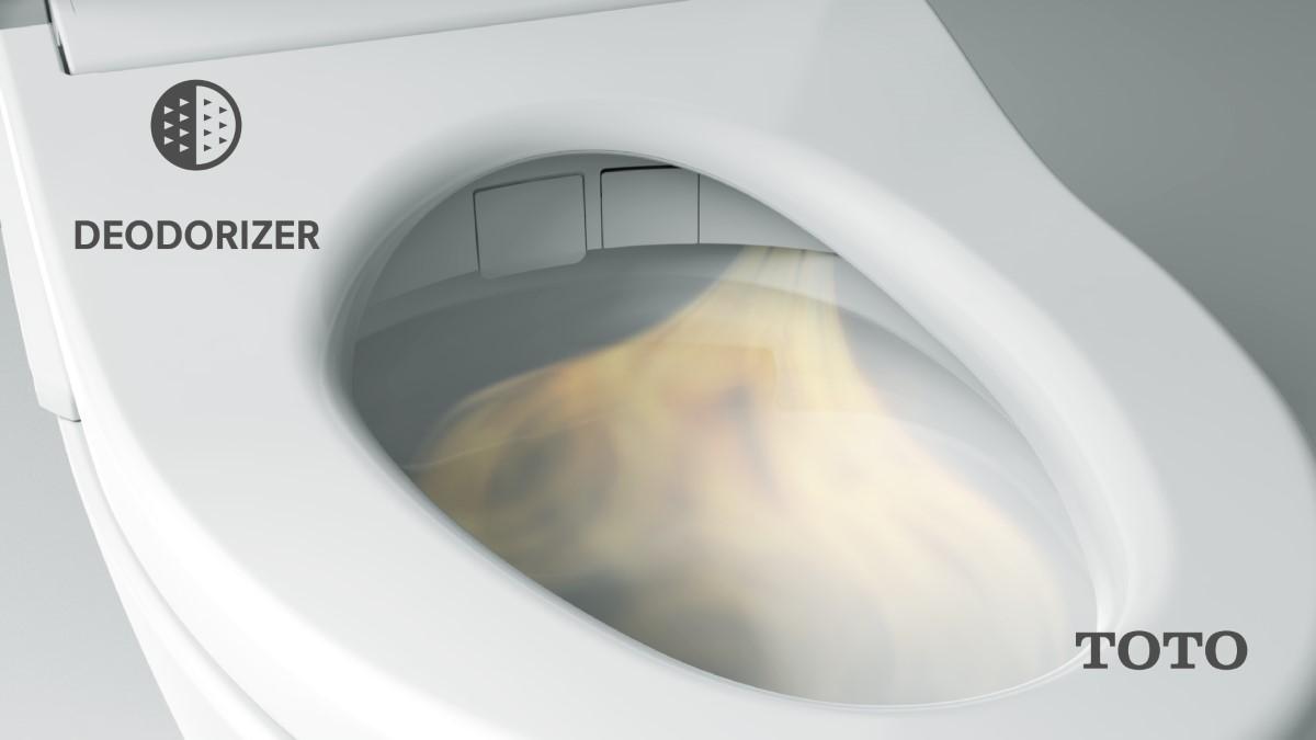 5 ไอเดียง่าย ๆ ขจัดกลิ่น ไม่พึงประสงค์ในห้องน้ำ 7