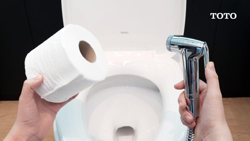 ประวัติการเกิดสายฉีดชำระและกระดาษทิชชู วัฒนธรรมการเข้าห้องน้ำของแต่ละชนชาติที่คุณอาจไม่เคยรู้ 1