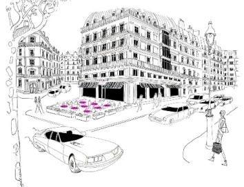 TOTO - Fauchon L'Hôtel Paris (ฝรั่งเศส)