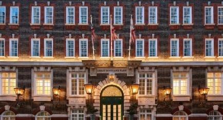 TOTO - Great Scotland Yard Hotel (สหราชอาณาจักร)
