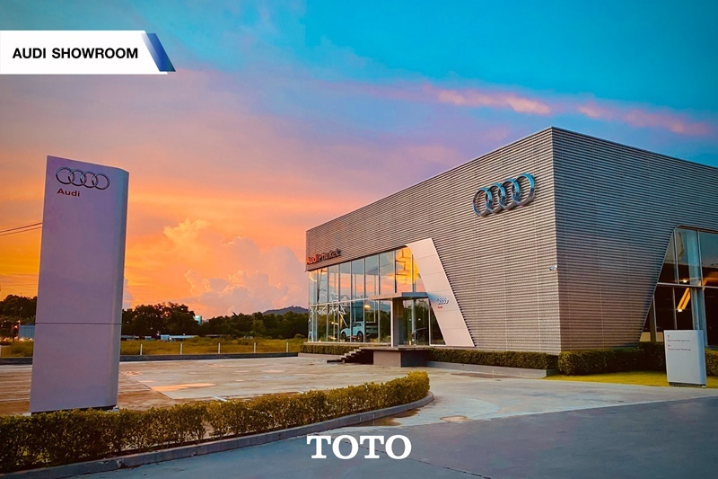 The picture of AUDI SHOWROOM