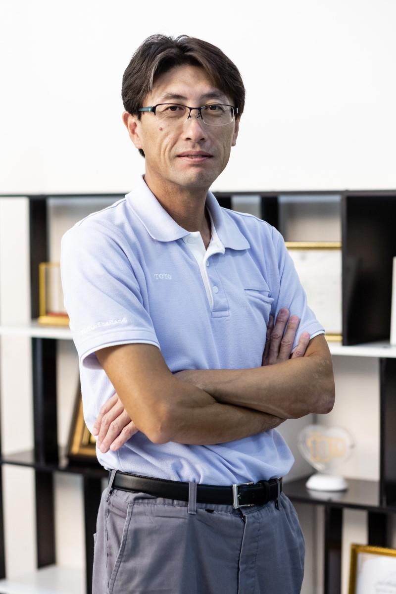 Hiroki Fujimura (WASHLET Plant Manager) (800 x 1200)