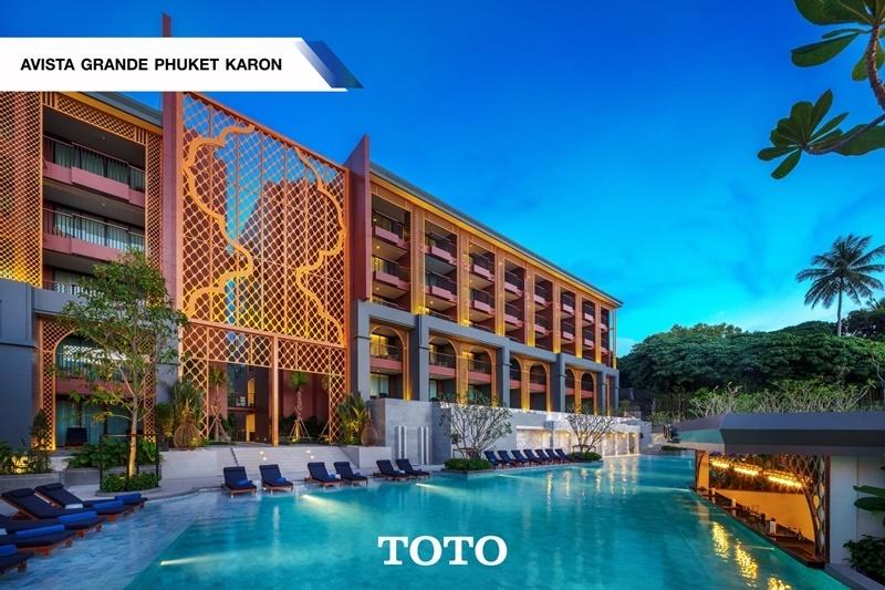 ขอขอบคุณรูปภาพจาก โรงแรม Avista Grande Phuket Karon