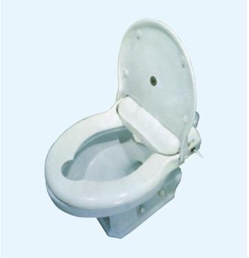 """ฝารองนั่งอัตโนมัติ """"Wash Air Seat"""" ของสหรัฐอเมริกา ถูกนำเข้าและจัดจำหน่ายในเดือนธันวาคม ปี พ.ศ. 2507 (ค.ศ. 1964)"""