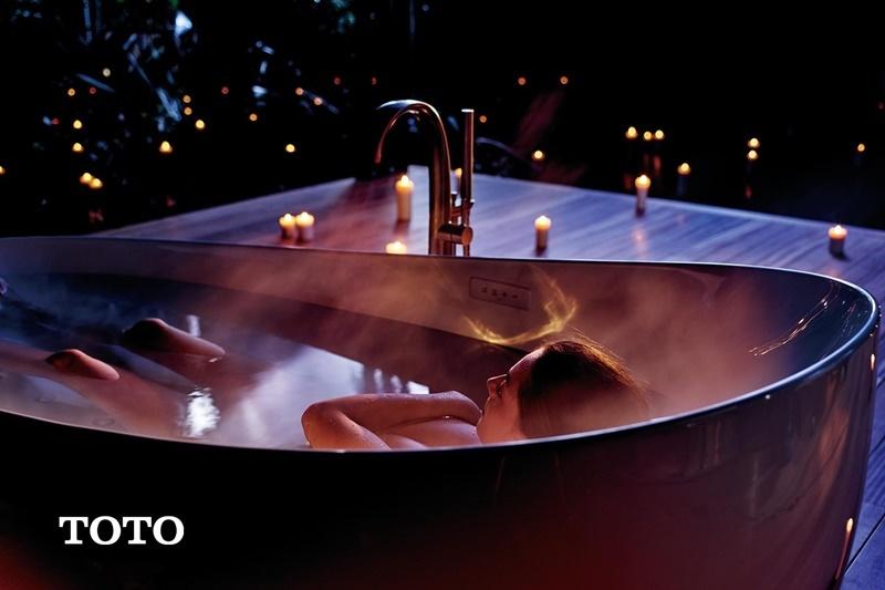 อ่างอาบน้ำอัจฉริยะ มอบความผ่อนคลายที่แสนพิเศษ